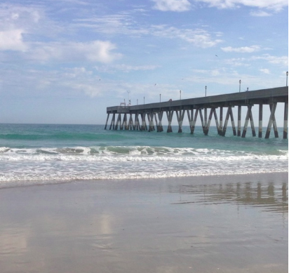 Johnny Mercers Pier at Wrightsville Beach